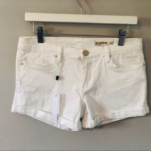 NWT BlankNYC Pin Up Denim Rollover Shorts